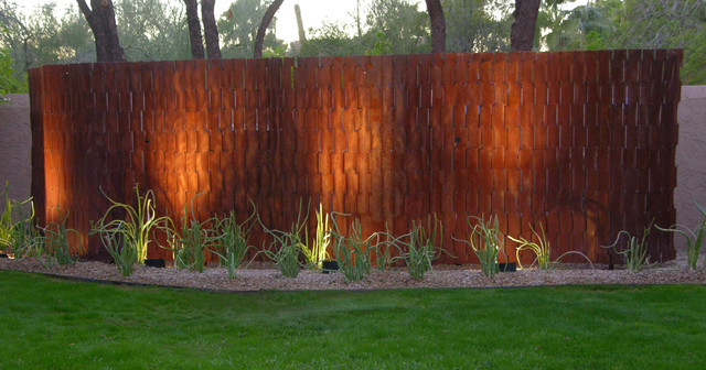 garden ideas to hide fence utility bo best chain link