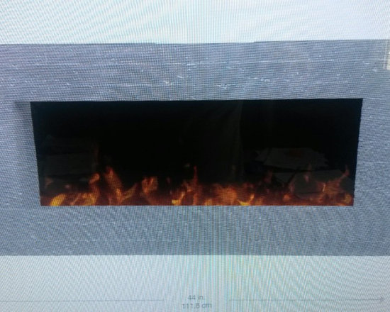 Dimplex Traverse Linear Electric Fireplace -