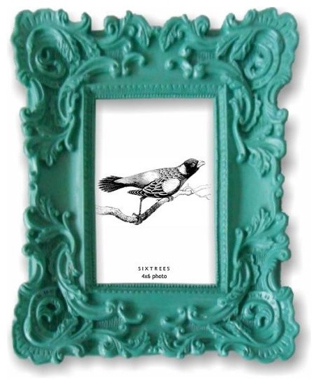 Teal Picture Frames Choice Image - origami instructions easy for kids