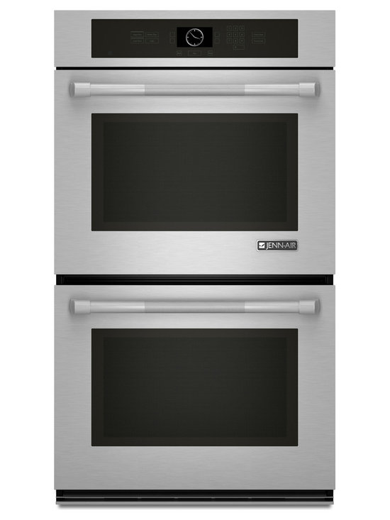"Jenn-Air 30"" Double Electric Wall Oven, Stainless Steel 