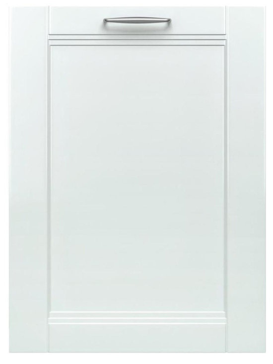 """Bosch 24"""" 300 Series Dishwasher, Custom Panel 