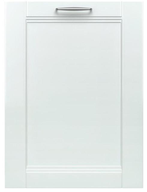 "Bosch 24"" 300 Series Dishwasher, Custom Panel | SHV53T53UC dishwashers"