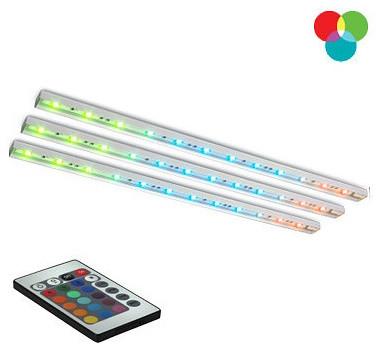 Bazz Lighting LED102RB Under Cabinet LED Series Three-Light Undercabinet Fixture - Modern ...