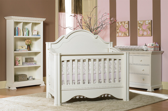 Enchanted Convertible Crib Traditional Cribs Other Metro By Baby 39 S Dream Furniture