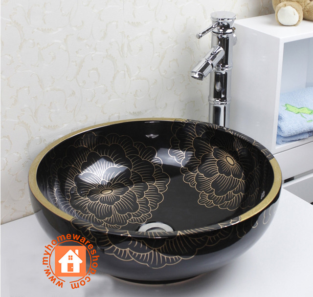 Sink asian bathroom sinks