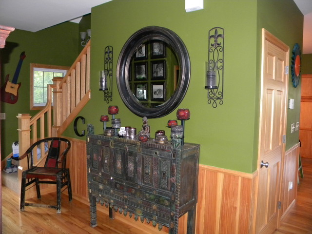 Entry Way eclectic-entry