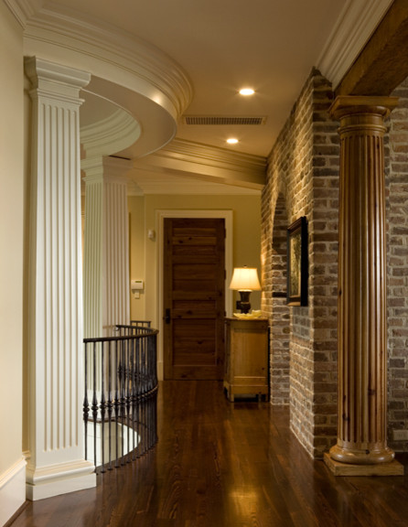 Stair Hall traditional-hall