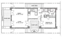 House Plan #536-6 : Houseplans.com