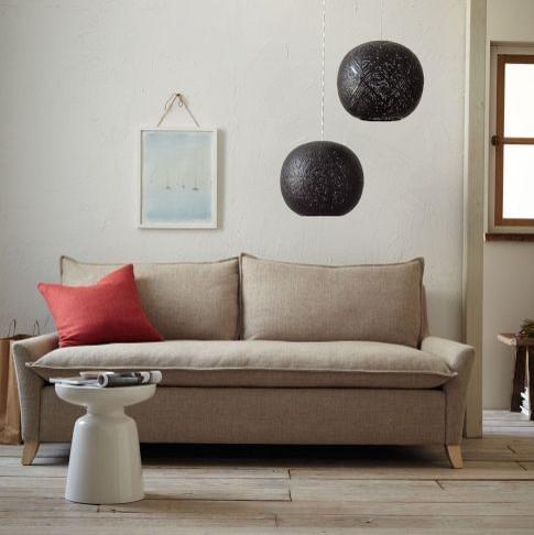 bliss down filled sofa west elm sofas by west elm. Black Bedroom Furniture Sets. Home Design Ideas