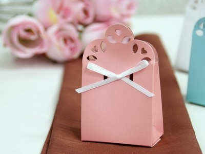 Sacchetto Pink Favor Box contemporary-holiday-decorations
