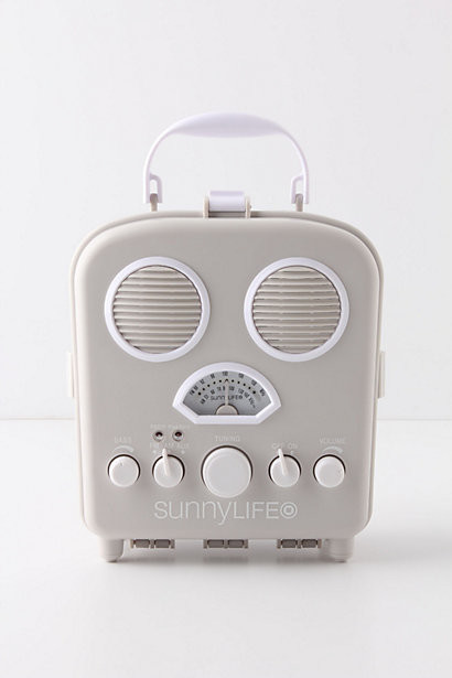 Swansea Beach Radio contemporary home electronics
