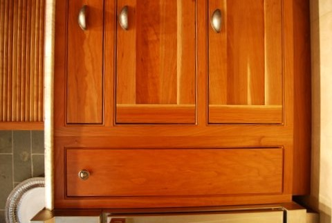 Amish Custom Kitchens - Inset Doors traditional-kitchen