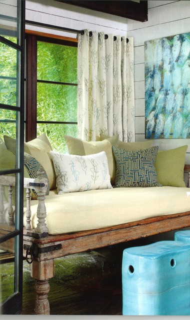 Gregory Alonso Showrooms contemporary-bedroom