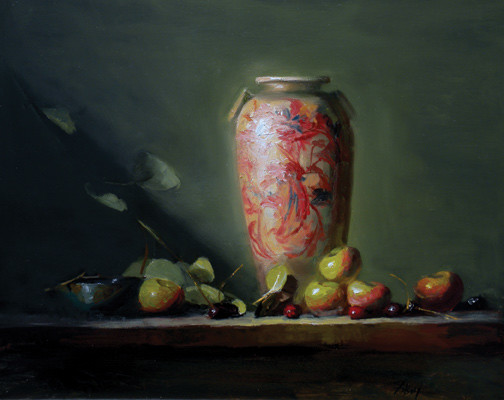 Still Life Paintings - Traditional to Contemporary traditional-artwork