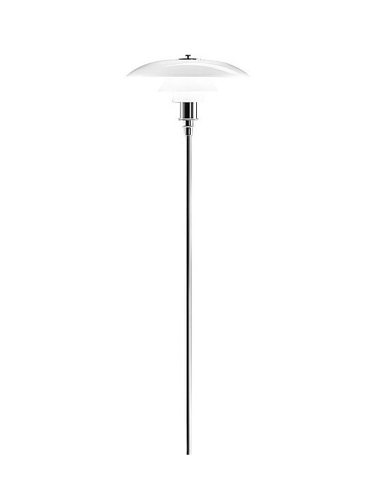 PH 3.5/2.5 Floor Lamp, by Louis Poulsen