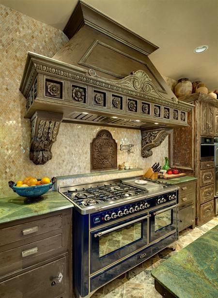 ILVE Kitchen traditional-kitchen