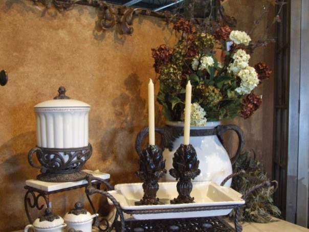 Our Spring/Summer Showroom traditional