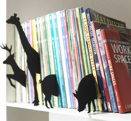 Animal Index by +D modern kids decor