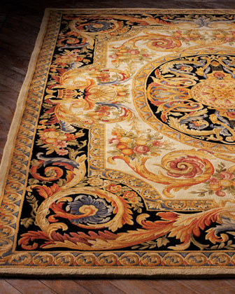 Safavieh Mystical Garden Runner - traditional - rugs - - by Horchow