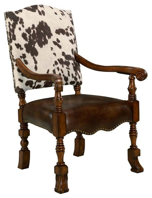 Jaxon Accent Chair Rustic Armchairs And Accent Chairs