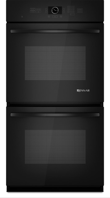 Jenn Air 27 Quot Double Electric Wall Oven Black On Black