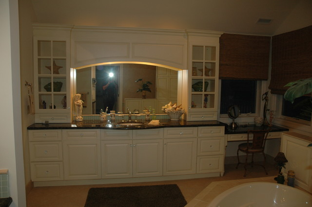 New Waterfront Residence, Toms River I traditional-bathroom