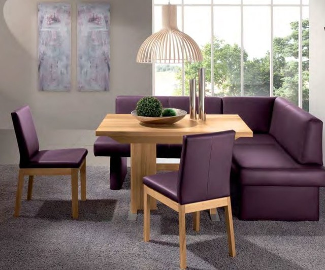 Genua Dining Table Woessner Modern Dining Tables Miami By The Collect