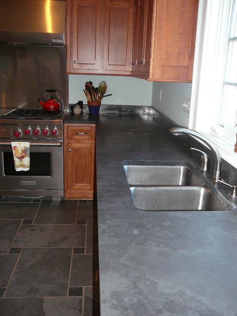 Slate Countertops Kitchen Countertops Richmond By Virginia Slate Company