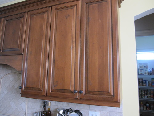 Kitchen Cabinets Amp Hardwood Floor Color