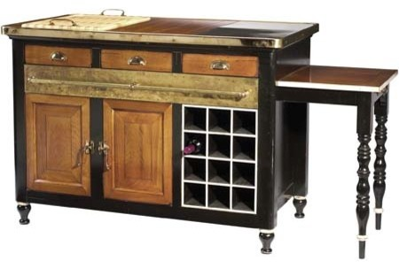 Traditional Kitchen Islands And Kitchen Carts traditional-kitchen-islands-and-kitchen-carts