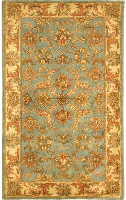 Sterling II Area Rug traditional-rugs