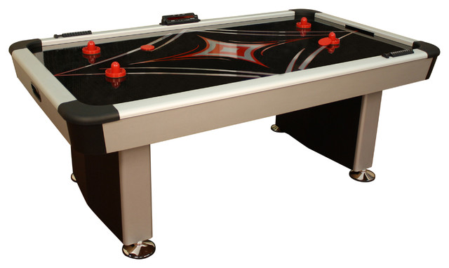 American Heritage Electra Air-Hockey Table traditional-game-tables