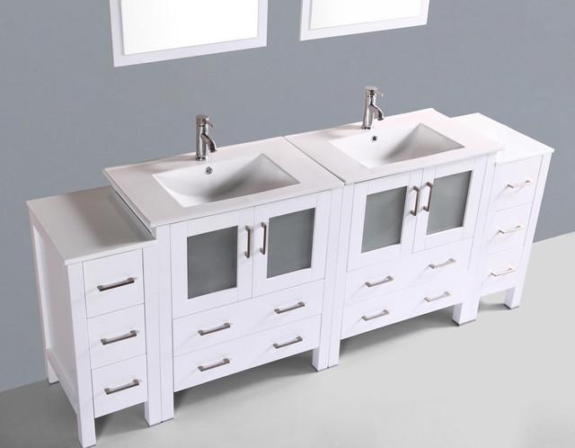 Modular Bathroom Vanities Contemporary Bathroom Vanities And Sink Consoles Los Angeles