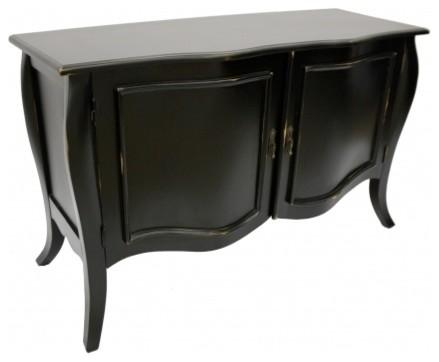 Stylish Black modern-storage-cabinets
