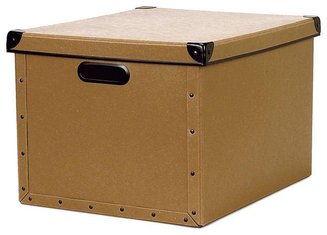Cargo Naturals Dual File Box transitional-storage-bins-and-boxes