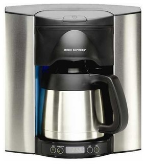 10 Cup Recessed Coffee Maker - Modern - Coffee Makers - by Destination Lighting