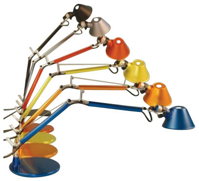 Artemide Tolomeo micro in colors table lamp modern-table-lamps
