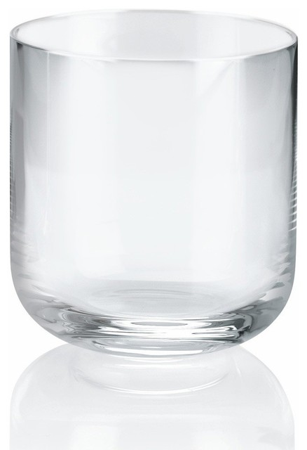 "Alessi ""All-Time"" Water Tumbler, Set of 4 contemporary-everyday-glassware"