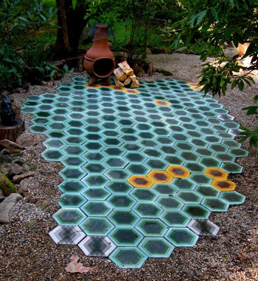 Kismet Tile modern-indoor-pots-and-planters