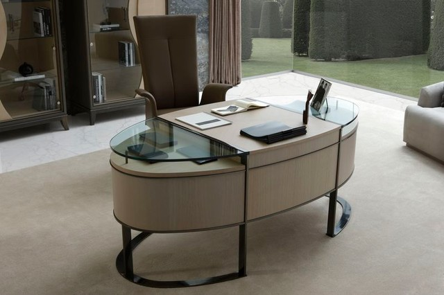 Artisan Collection contemporary-desks-and-hutches