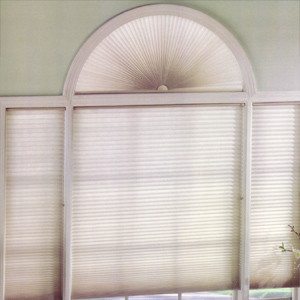 Levolor�Accordia Single Cell�Designer Colors: Room Darkening Perfect Arch Cellul contemporary-cellular-shades