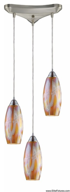 Elk Lighting 10076/3 transitional-outdoor-products