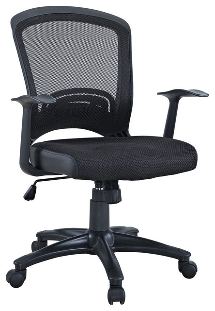 Pulse Office Chair in Black modern-task-chairs