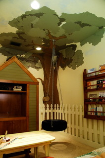 custom playroom