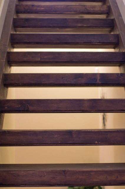 The Edge at Stapleton contemporary-staircase