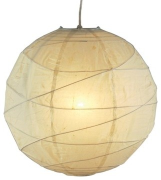 Orb 1 Light Pendant modern-pendant-lighting