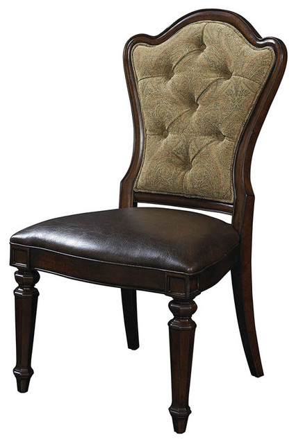 Highlands Upholstered Chair - Traditional - Dining Chairs ...