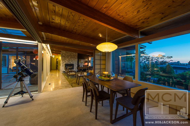 New Westminster Mid-Century Modern House for Sale | 909 Jackson midcentury
