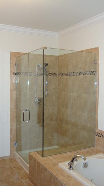 Frameless Shower Doors modern-shower-doors