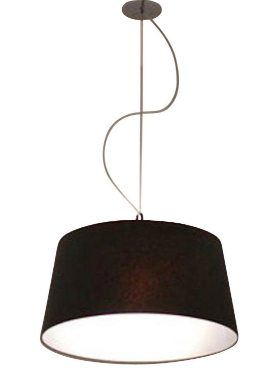 Tango Lighting - Tango S71 Big Pendant Light - S71 is a big suspension lamp which is a part of S71 Collection of Axis 71. S71 is a simple but elegant big pendant lamp that is available in wide range of shade colors. The S71 pendant lamp illuminates your room of a cosy light.